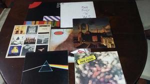 Colección Pink Floyd Vinilo