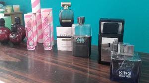 Frascos Perfumes Importados Vacios