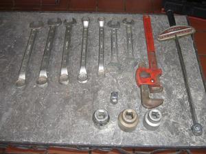 Herramientas BAHCO para mecánica en perfecto estado. Las