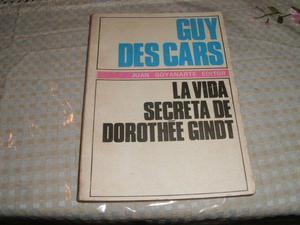 Libro LA VIDA SECRETA DE DOROTHEE GINDT