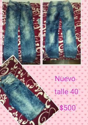 Pantalon jeans nevado