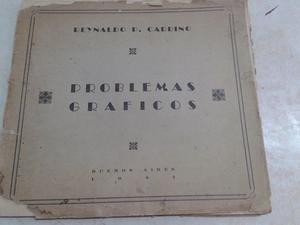 Problemas graficos de REYNALDO P. CARRINO