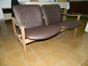 Sillon de madera castelar posot class for Sillon cama de dos cuerpos
