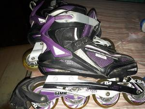 Solo vendo rolllers action sport