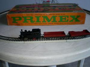 Tren Primex- Completo- Funciona