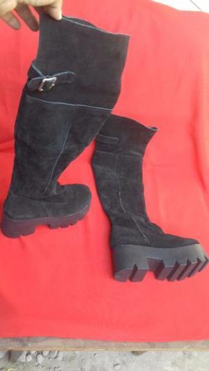 Vendo botas bucaneras nuevas