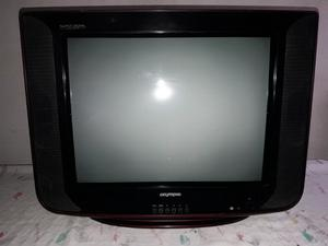"Vendo tv Olympic pantalla plana de 21""."