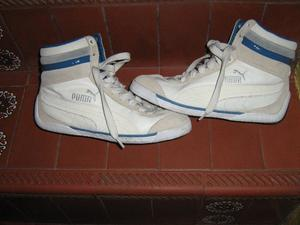 Zapatillas N^36 casi sin uso.