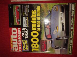auto catalogo N 2 ROAD TEST guia