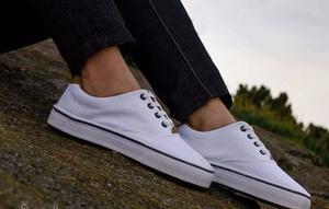 zapatillas lona nuevas nº 37