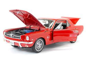 Auto A Escala Ford Mustang Coupe  Welly