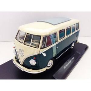 Auto A Escala  Volkswagen Classic T1 Bus Welly 1-18