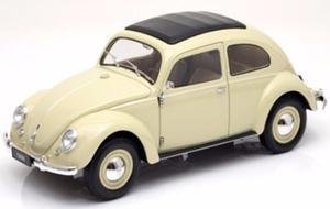 Auto A Escala Volswagen Classic Beetle Welly Esc 1:18