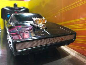 Auto Rápido Y Furioso A Control Remoto Dodge Charger