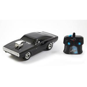 Auto Rápido Y Furioso Dodge Charger 1:24 Radio Control