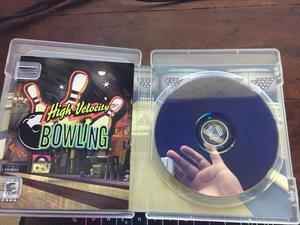 Bowling Juego Fisico Play 3