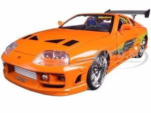 Brian's Toyota Supra Fast & Furious By Jada