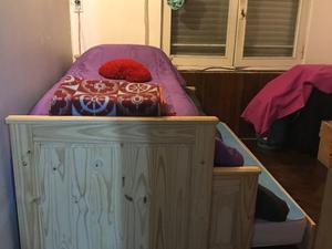 Super cama nido tres camas en una precio posot class - Camas nido de madera ...
