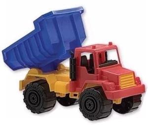 Camion Volcador Duravit Plastico Resistente Juguete Nene