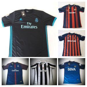 Camisetas de futbol para tu equipo