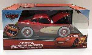 Cars Disney Rayo Mcqueen Metal 1:24 Edicion Limitada Bigshop
