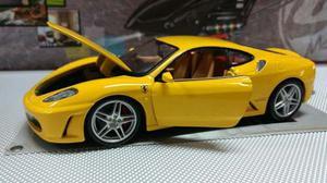 Ferrari F 430 En Escala 1/24. Burago