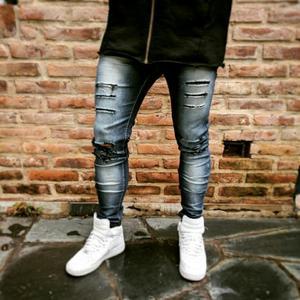 Jeans Chupin Elastizado Rott