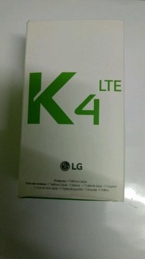 Lg k4 como nuevo!