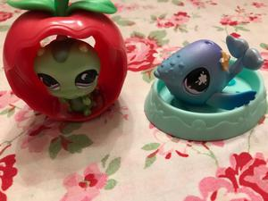 Littlest pet shop con accesorios