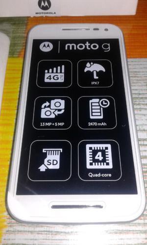 Moto G3 nuevos en caja libres de fabrica