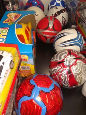 Pelotas de fútbol $199 y muchas ofertas mas