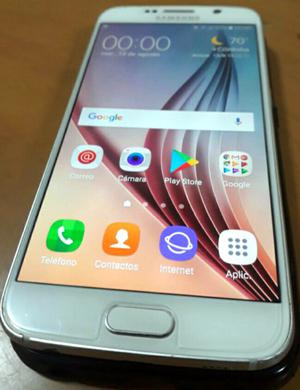 SAMSUNG S6 FLAT 32 GB LIBRE