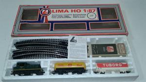 Tren lima escala HO
