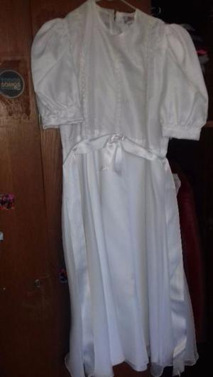 Vestido de comunion