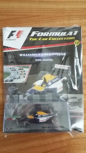 Williams Fw14b  Mansell 1/43 Coleccion Formula 1 Salvat