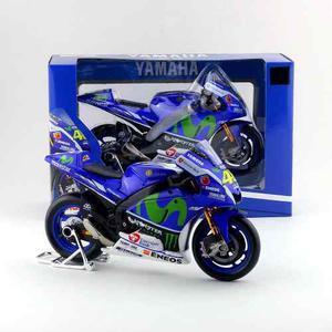 Yamaha Yzr M1 Valentino Rossi Edición Especial Maisto 1:10