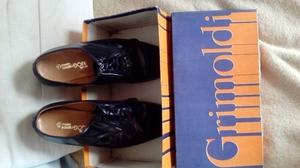 Zapatos de Vestir GRIMOLDI, Hombre Nº 42, Negros