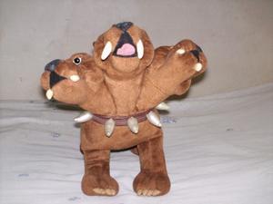 muñeco fluffy de harry potter
