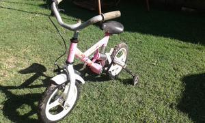 vendo bicileta para niño.