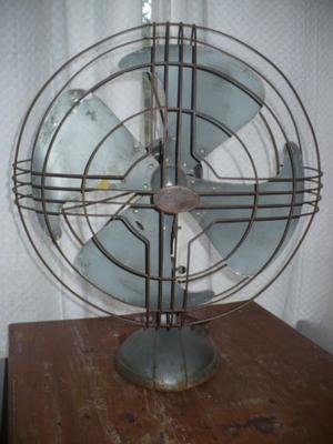 Antiguo Ventilador Ericsson de mesa - Vintage/ Retro / Deco