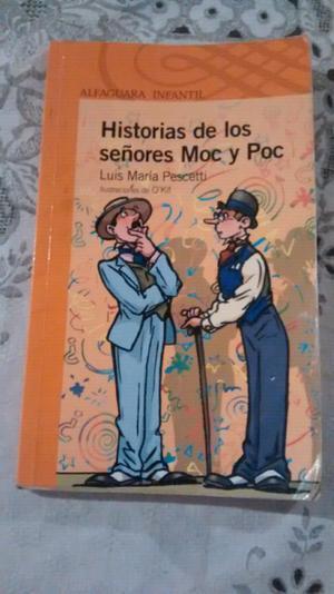 Historias de los señores Moc y Poc