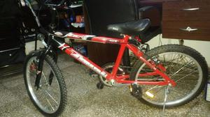 Liquido Bicicleta TOMASELLI para niños MTB R20 Stark (Nueva