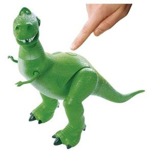 Muñeco Toy Story Original Dinosaurio Rex Mattel Con Sonido