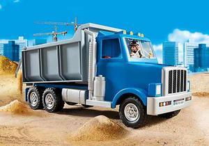 Playmobil Camion Volcador - Art  - Intek