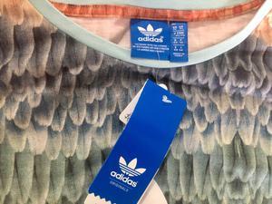 Remera de Mujer XL adidas importado