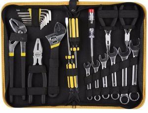 Set de herramientas 22 piezas nuevas en cartuchera, incluye