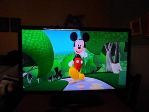 "TV Led PHILIPS 40"",serie .Full HD. Posee accesorio de"