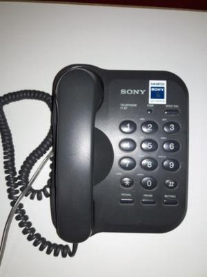 Telefono Fijo Sony