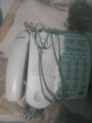 Vendo telefono fijo