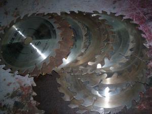 discos circulares - lote 94